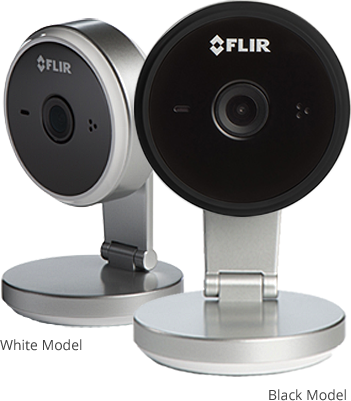 The NEW FLIR Secure HD WiFi Security Camera