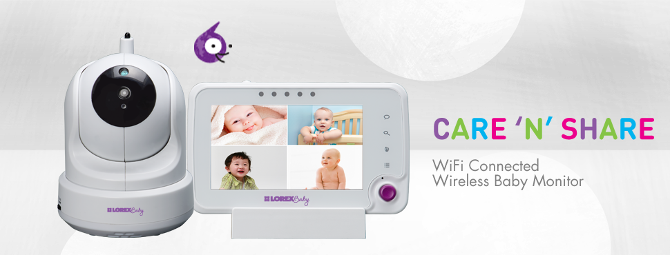 Care 'N' Share WiFi Connected 4 3
