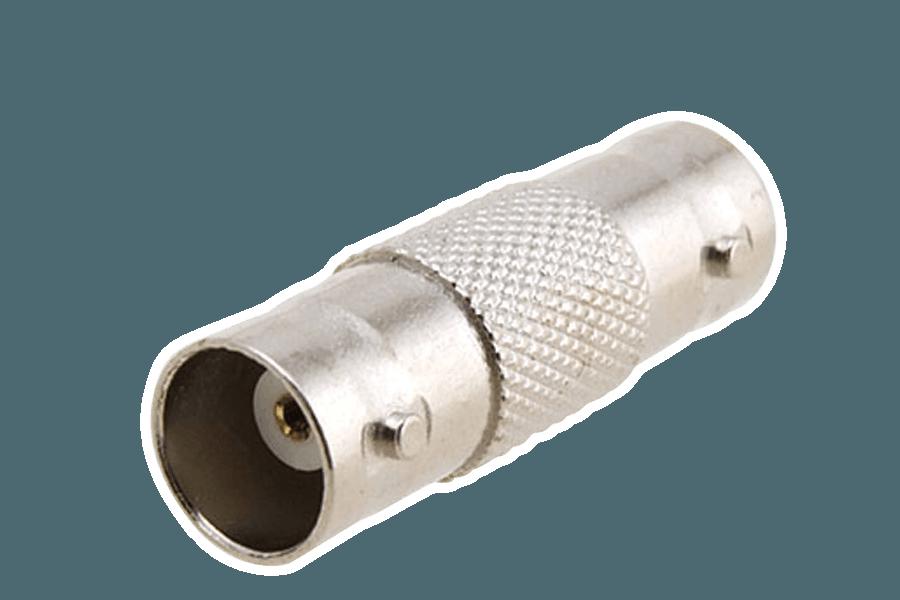 16 CCTV BNC Female Barrel Connector Coupler Cable Extender DVR Camera