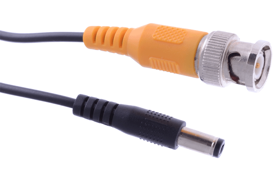 in wall rated security camera cables 120ft video bnc and power in wall rated security camera cables 120ft video bnc and power