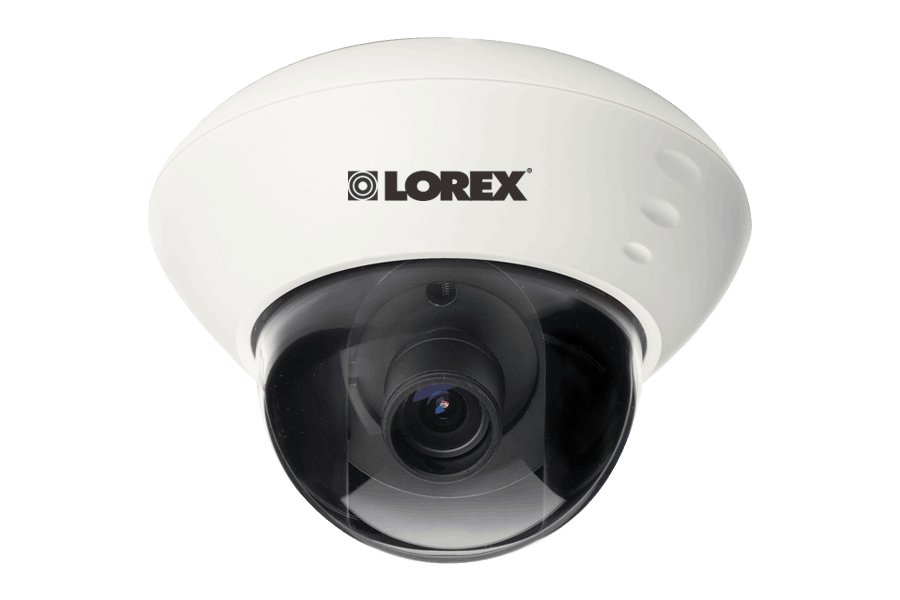 Varifocal dome security camera with low light viewing lorex varifocal dome security camera with low light viewing mozeypictures Gallery