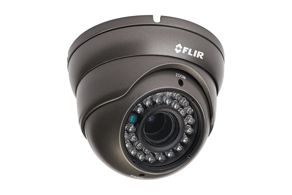 Outside security camera 700 TVL with 90FT Night vision