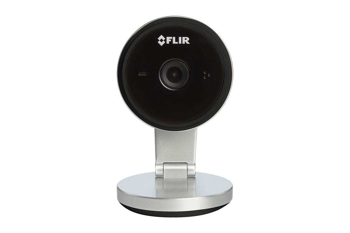 Wifi Home Security Camera with 2K Super HD Resolution (black