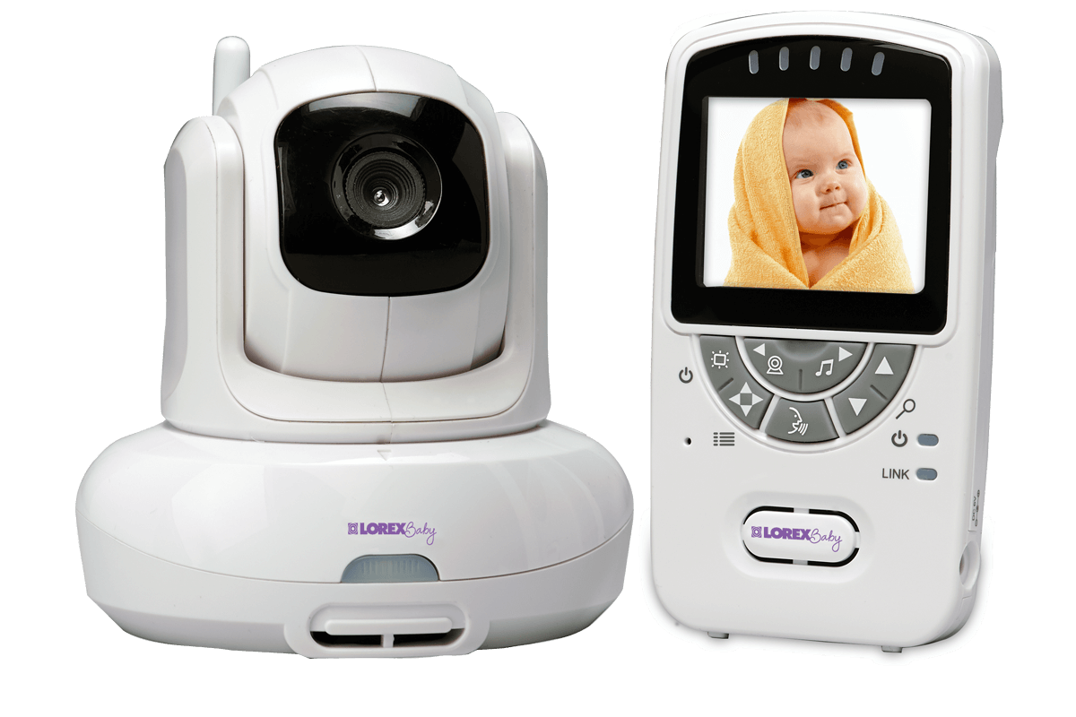 242584a77bb7e Video baby monitor with wireless camera