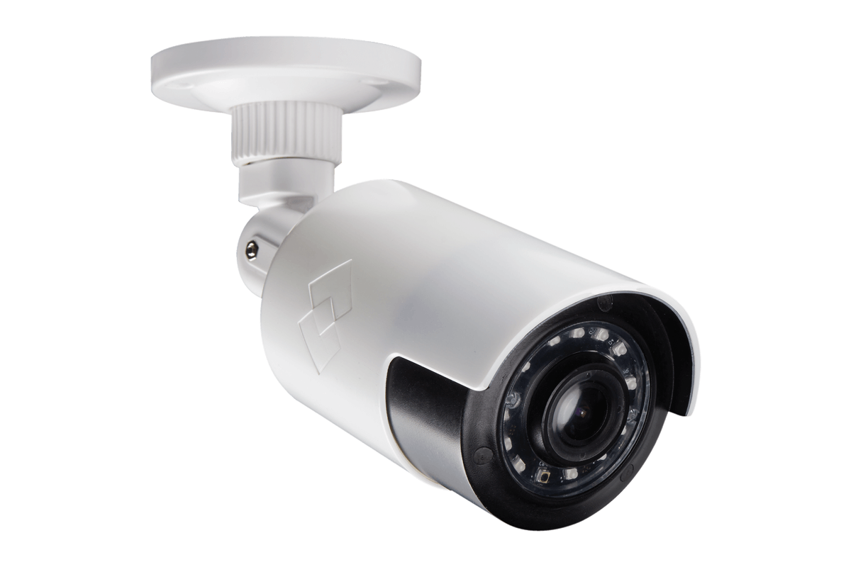 Ultra-Wide Angle 1080p HD Outdoor Security Camera, 160 Degree Field ...