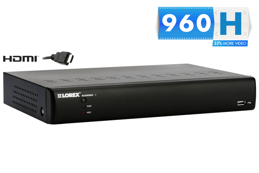 eco blackbox series security dvr lorex rh lorextechnology com Lorex ECO 8 Box Lorex ECO Black Box 3