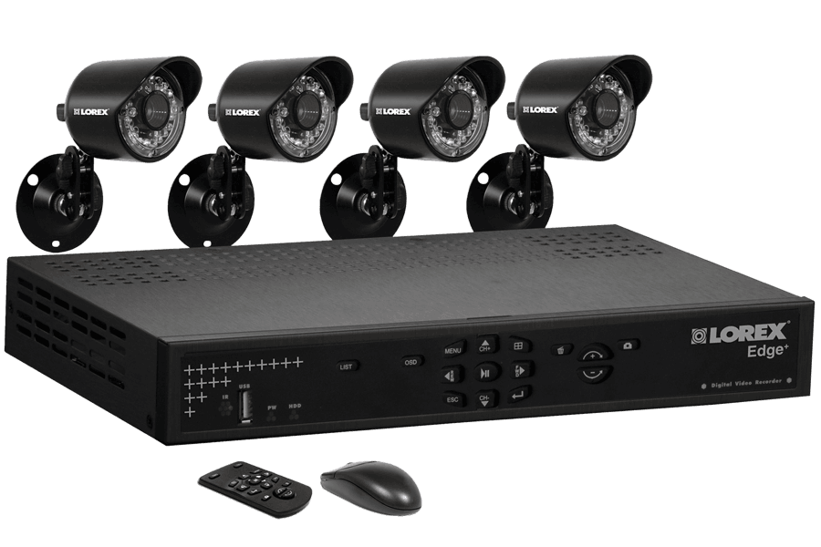 security cameras dvr systems edge 4 channel series lorex rh lorextechnology com