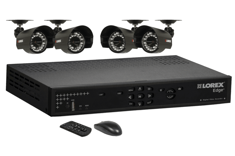 security dvr 8 channel system with video security cameras edge 8 rh lorextechnology com