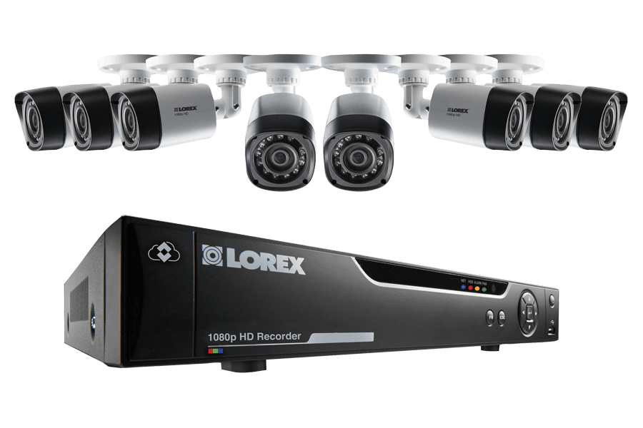 8 channel series security dvr system with 1080p hd cameras lorex rh lorextechnology com Armor View DVR H 264 Manual H.264 DVR Factory Reset
