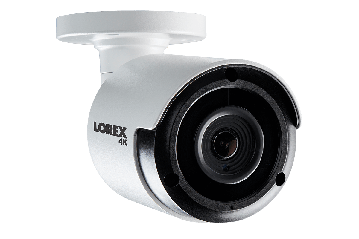 4K Ultra High Definition IP Camera with Color Night Vision | Lorex