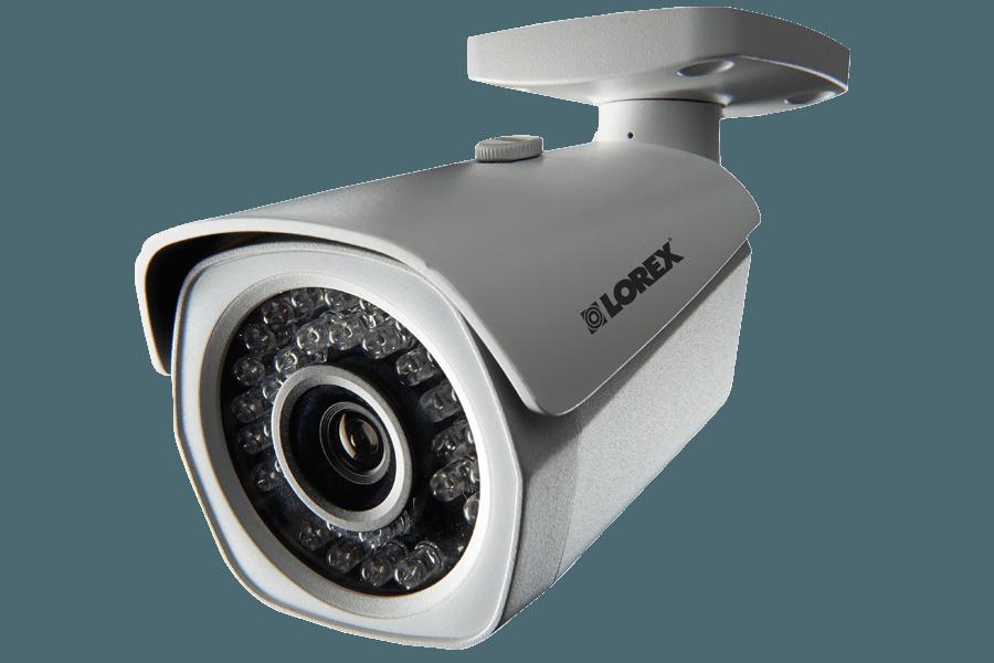 HD IP camera with night vision   Lorex by FLIR