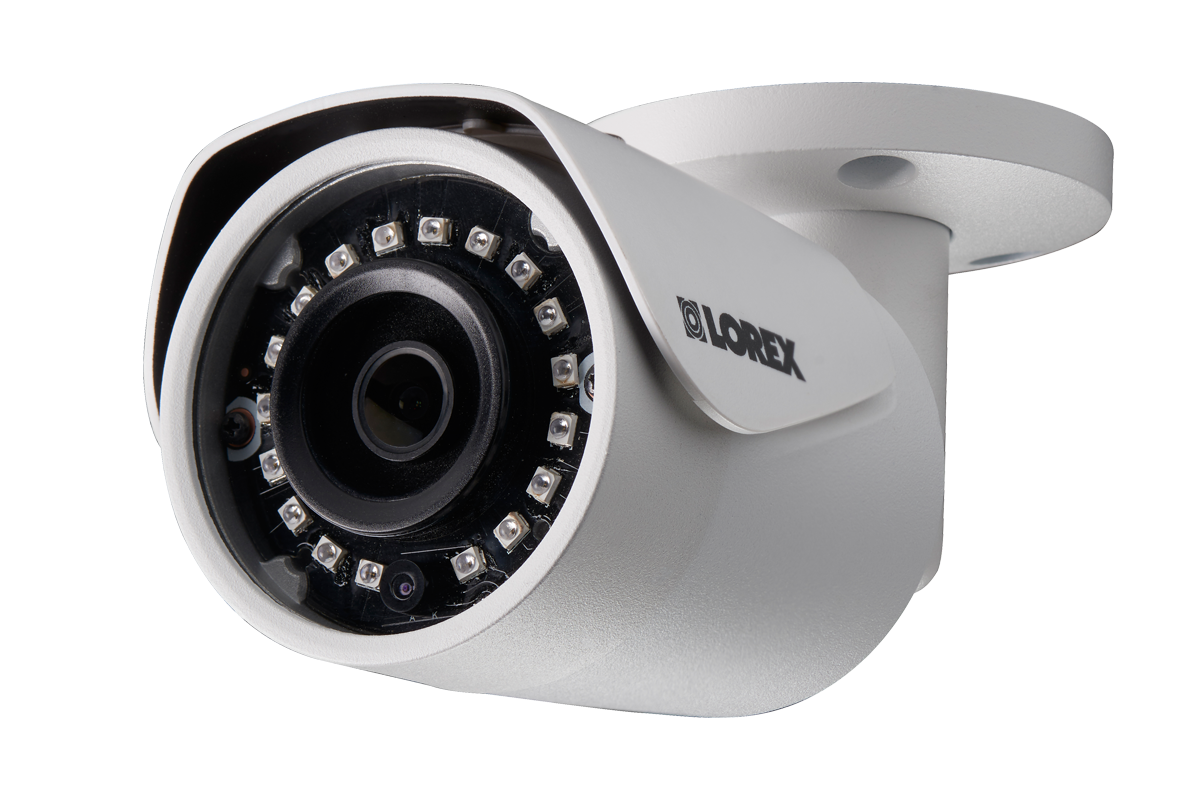 db5ba5336e5 3MP High Definition Bullet Security Camera with Long-Range Night Vision