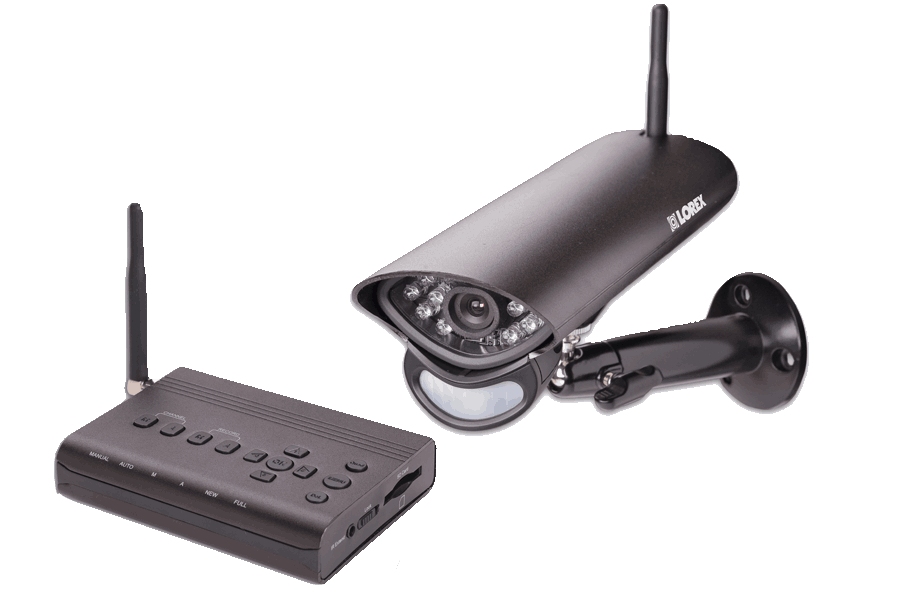 Motion Surveillance Camera | Lorex