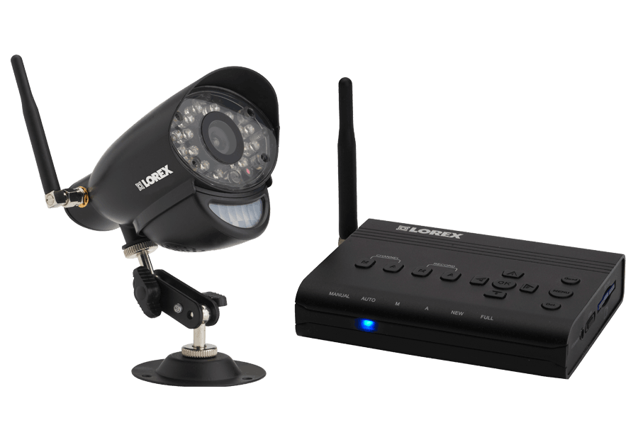 Live SD Wireless home security camera system | Lorex by FLIR