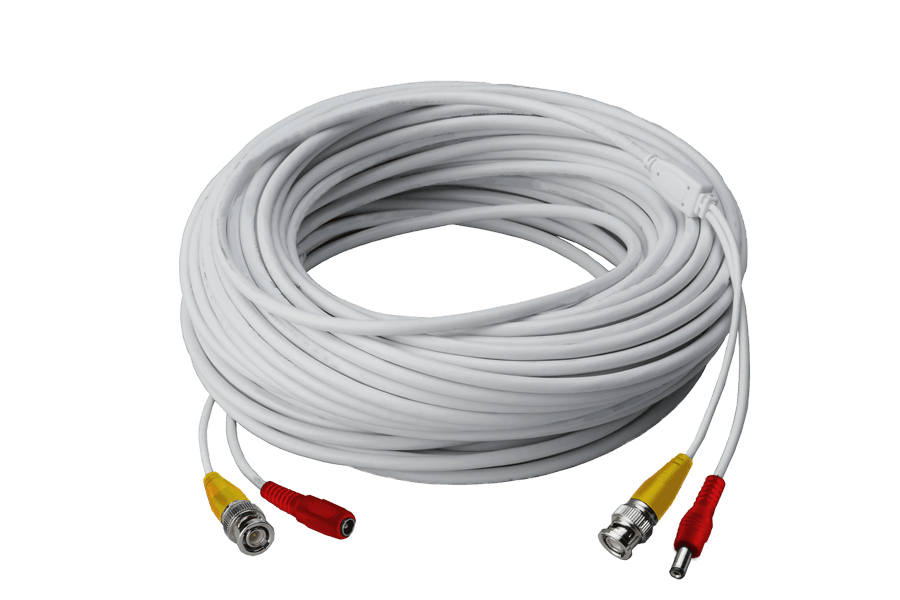 100FT high performance BNC Video/Power Cable for Lorex security ...