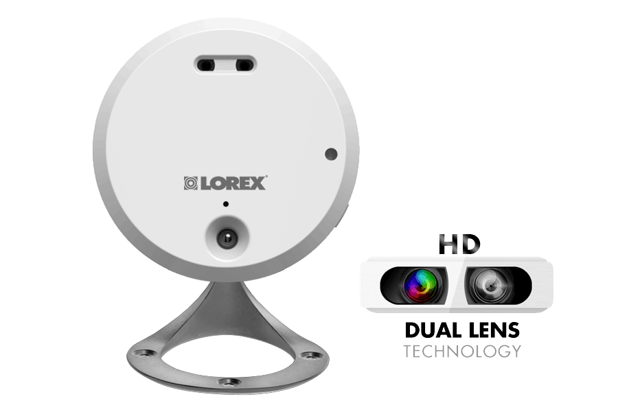 Home WiFi HD camera with remote viewing, audio and night
