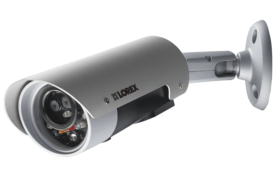 HD WiFi Outdoor Camera with night vision and audio | Lorex
