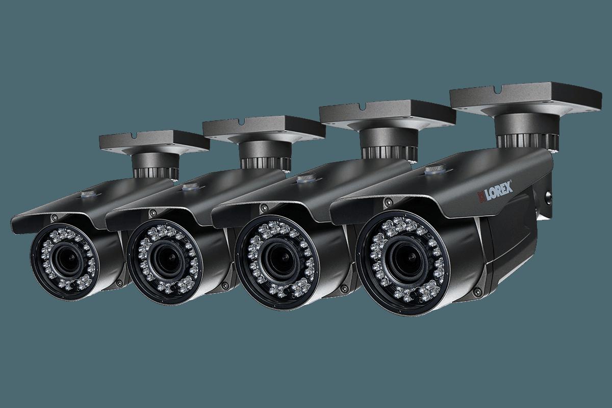 LOREX BY FLIR LBV2723B LOREX 1080p HD Weatherproof Varifocal Bullet Camera