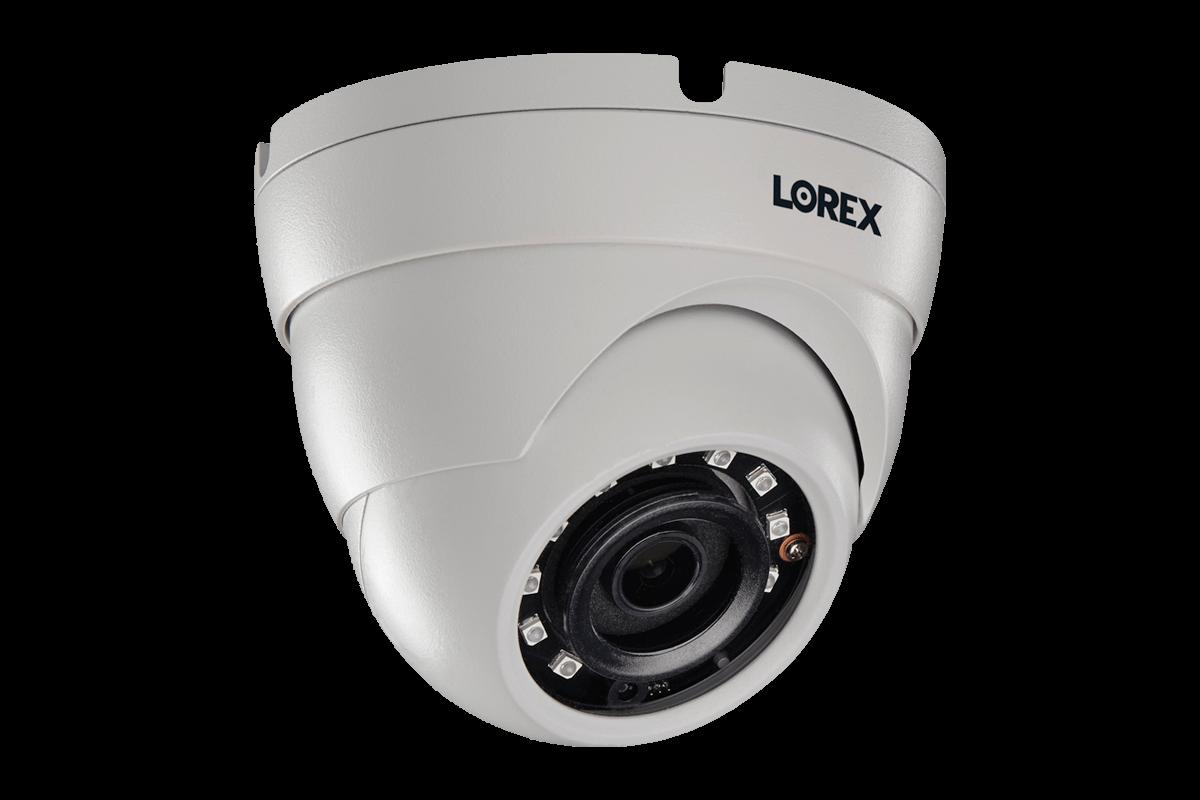 HD 1080p Weatherproof IR Dome Security Camera | Lorex by FLIR