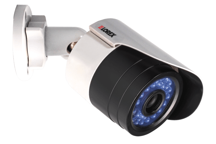 Outdoor 1080p HD IP bullet camera for netHD NVR | Lorex