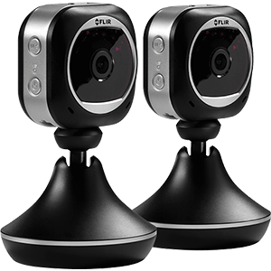 Indoor Wi-Fi Security Camera 2-Pack