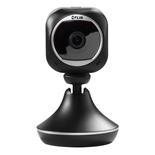 HD Home Security Camera With Wireless Wifi Monitoring FLIR FX - Small camera for home