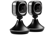 WiFi Home Monitoring Camera (2-pack)